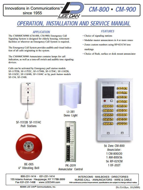 Cm Wiringpdf on Emergency Light With Battery Backup Wiring Diagram