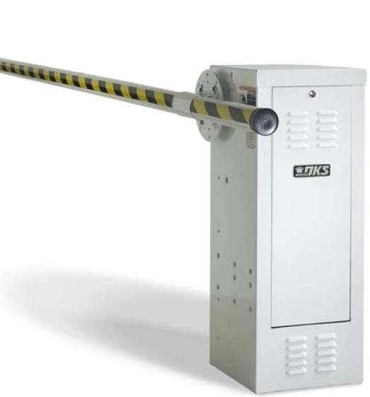 Doorking dks access control telephone entry gate operators