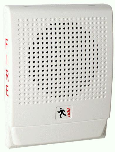 Edwards Eg4 Series Genesis 174 Audio Evacuation Wall Speakers