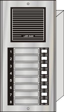 Lee Dan ES-008 Style E Lobby Panel
