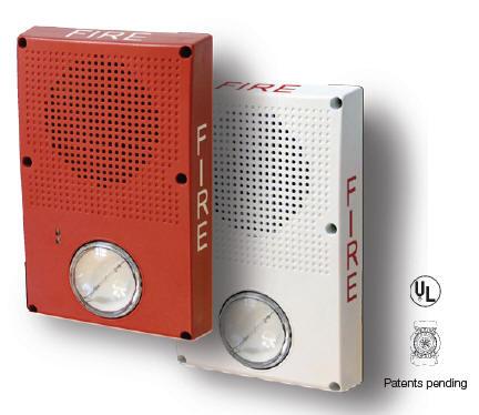 Edwards Genesis Wg4 Series Outdoor Rated Speakers And Strobes