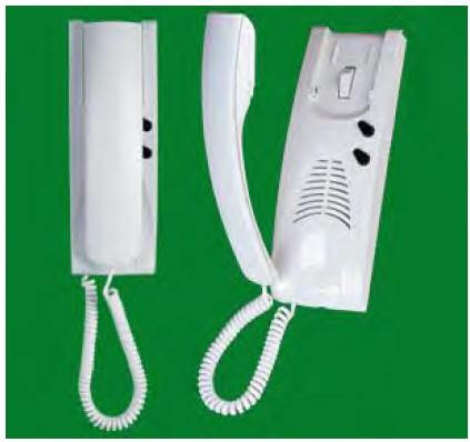 Elvox 8879 2 Wire System Intercom Handset