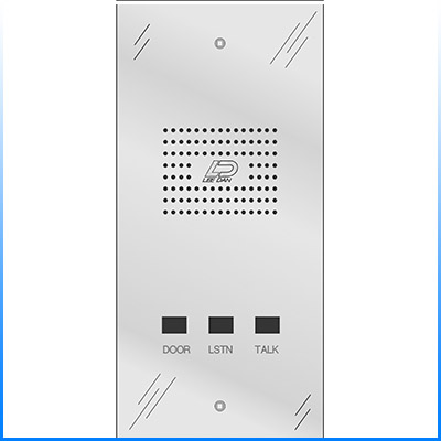 LEE DAN IR-082D 3-Wire Oversized Apartment Intercom Station