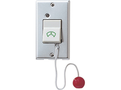 Aiphone Nbr 7as Bathroom Pull Cord Switch With Manual
