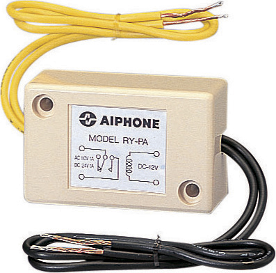 aiphone ry pa door release relay. Black Bedroom Furniture Sets. Home Design Ideas