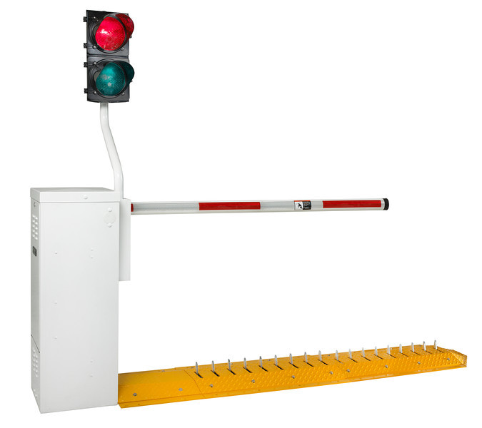 Doorking 1603-080 Barrier Gate Operator Automated Spike