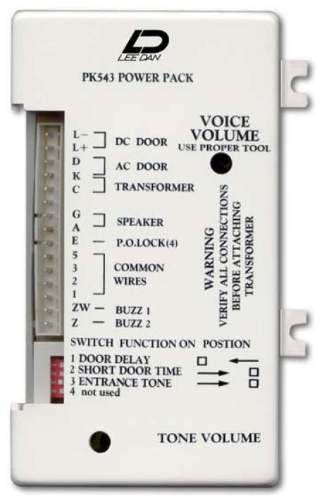 Lee Dan   Tektone Pk  Pk543    Pk543l  Discontinued